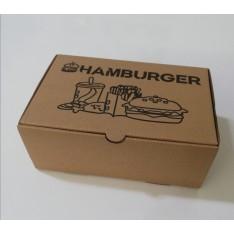 Hamburger Kutusu - 20.x13x8