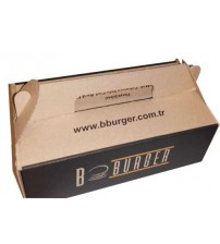 Hamburger Kutusu - 20.x10x6